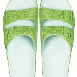 sandal light green